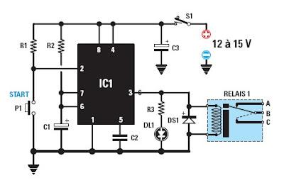 Circuit temporisateur