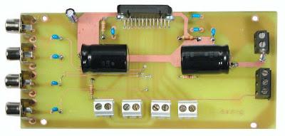un amplificateur 4 x 55 w pour voiture schema electronique net. Black Bedroom Furniture Sets. Home Design Ideas