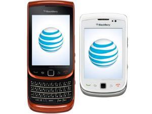18. Blackberry Thunder, dengan layar sentuh tanpa qwerty keypad
