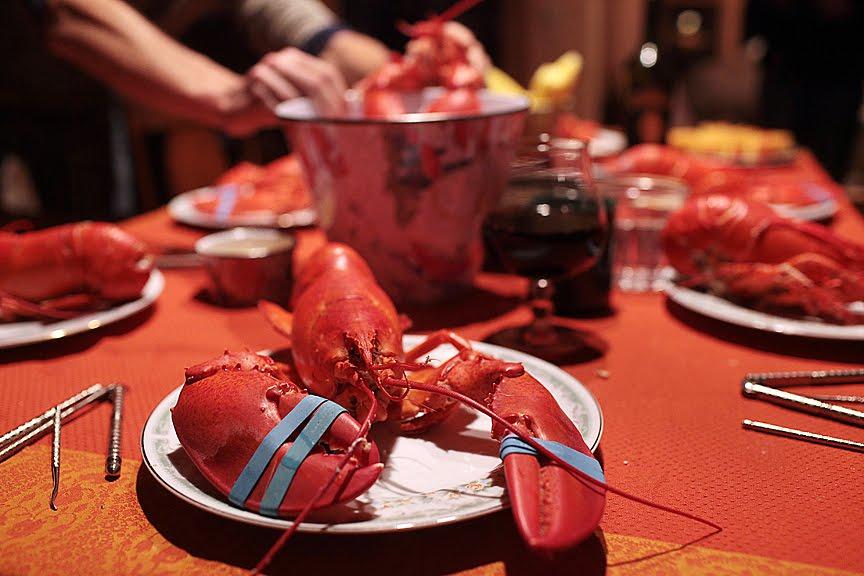 Seafood Soup Amalfi-Style Recipe — Dishmaps