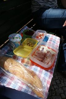 Mittagspause