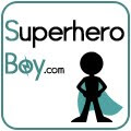 Super Hero Boy