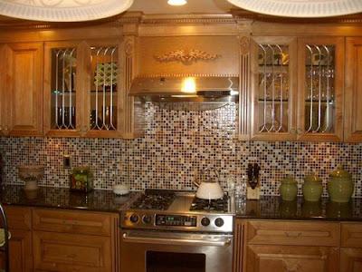 Kitchen Tile Options on Guide Pottery Online  Kitchen Backsplash Tile Source That Knocks
