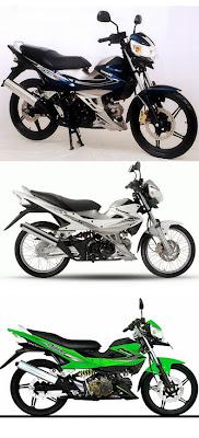 Kawasaki Fury 125 Specifications