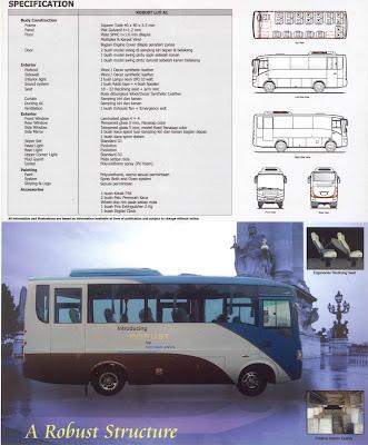 INFORMASI BURSA MOBIL TRUCK: Gambar dan Spesifikasi Medium Bis 6 Ban ...