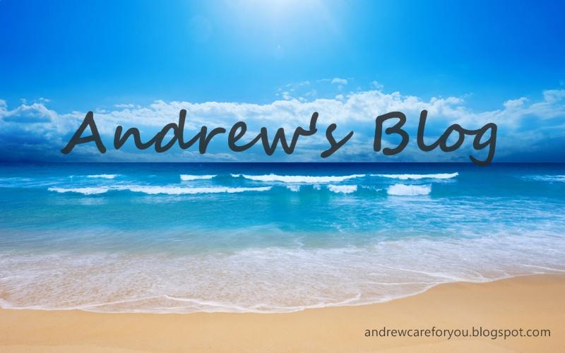Andrew's Blog