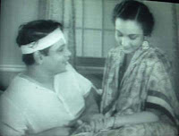 Jairaj and Renuka Devi in Bhabhi (1938)