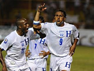 Analise de selecção :  Honduras HONDURASfutebol-hg-20091015