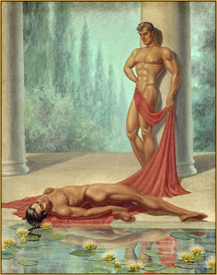 Rome fall because of homosexuality