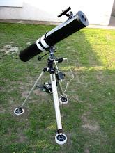 Telescopio utilizado para capturar las imágenes de este blog.