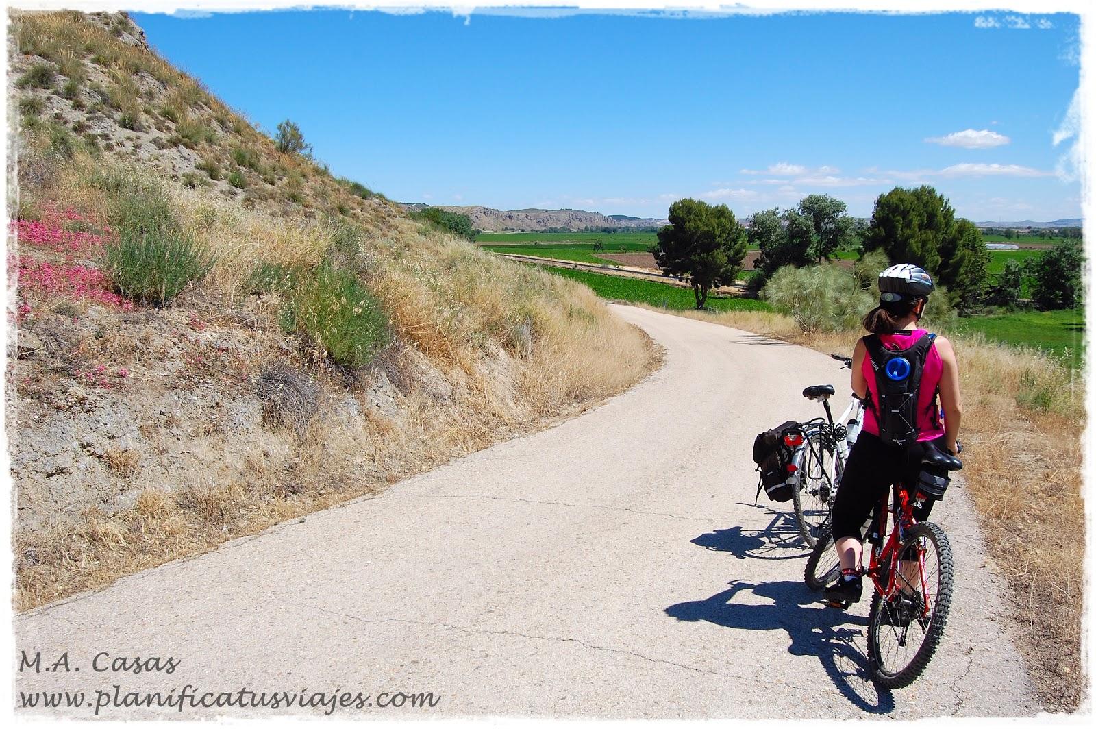 Perales del r o rivas perales del r o ruta en bici - Temperatura rivas vaciamadrid ...
