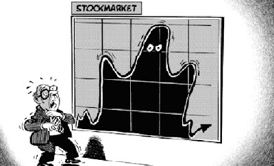 Stock Market giving up the ghost?