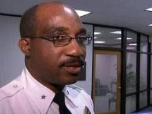 Durham PD Chief Steve Chalmers