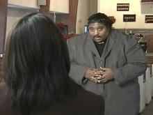 Rev. William Barber II, president of the North Carolina NAACP