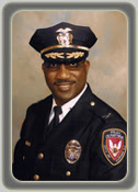 Steve Chalmers - retiring chief DPD