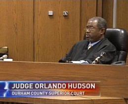 Judge Orlando F. Hudson