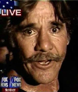 JOURNALIST EXTRAORDINAIRE - Geraldo Rivera