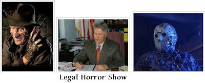Legal Horror Show