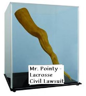 Mr. Pointy - Duke lacrosse civil lawsuit