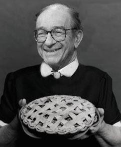 Alan Greenspan the bartender, who got Wall Street drunk
