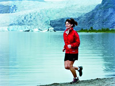 Gov. Sarah Palin: Midnight runs and caribou dinners