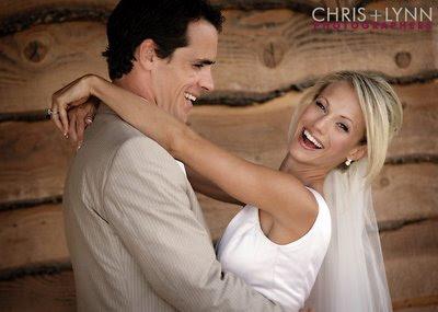 Wade Redden - Danica Topolnisky wedding