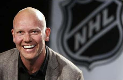 Is Mats Sundin Gotham bound?