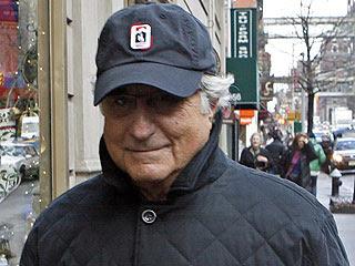 Ponzi schemer Bernard Madoff scammed millions from his sister