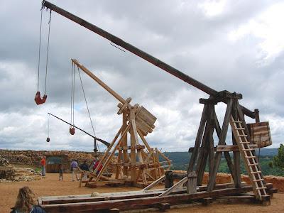 large trebuchet