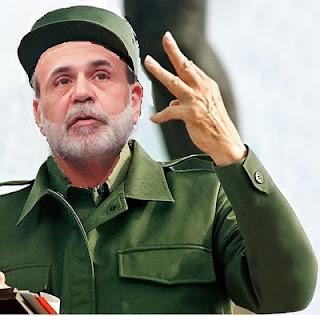 Banana Ben Bernanke