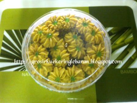 Kue Kering Lebaran: Kue Kering Lebaran - Mawar Hijau