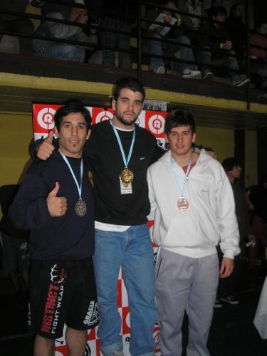 Dani villalba y su tercer puesto en la Copa Rulo