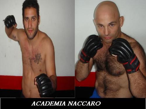 """Fernando Martinez y Nestor """"killer"""" Suarez, ganadores del Real Figths"""