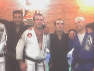 Fernando Martinez, Andres Legalais, Sergio Naccaro y Nestor Suarez