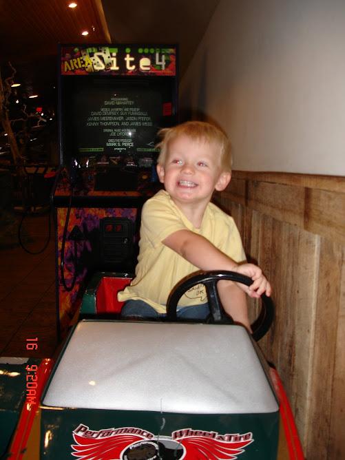 John Taught Me To Drive