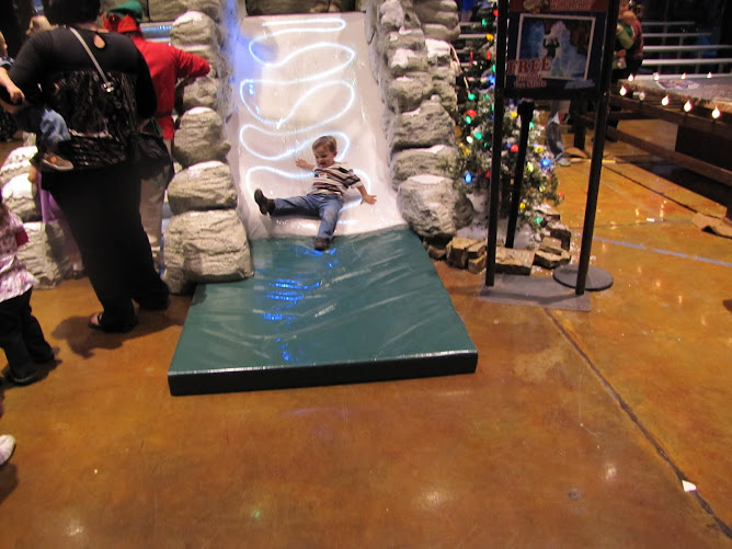 Santa's Slide