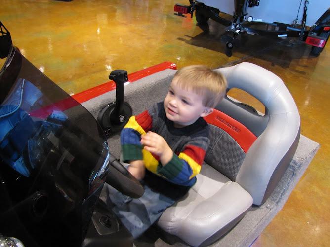 Noah's the Driver