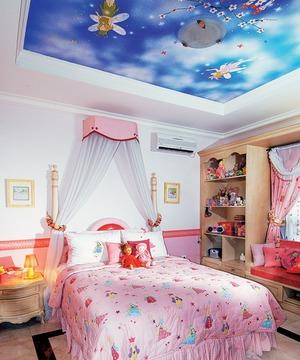 ini ada beberapa design kamar cewek berwarna pink semoga