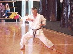 Sensei Mitsuo Inoue 7º Dan JKA