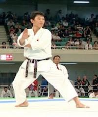 Sensei Kunio Kobayashi 6º Dan JKA