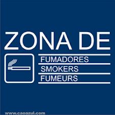 Pode fumar aqui