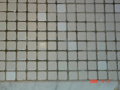 UGLY Grout - Before