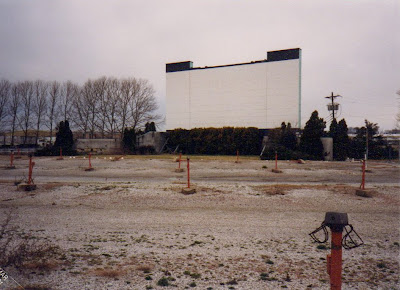 Wilmington Ohio Drive In Movie Theater