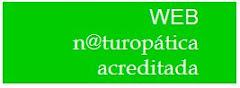 Web Naturopática Acreditada