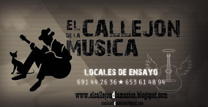 EL CALLEJON DE LA MUSICA