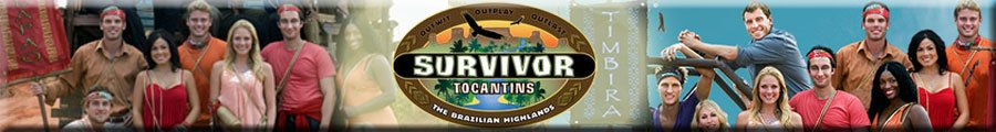 Survivor Tocantins Blog