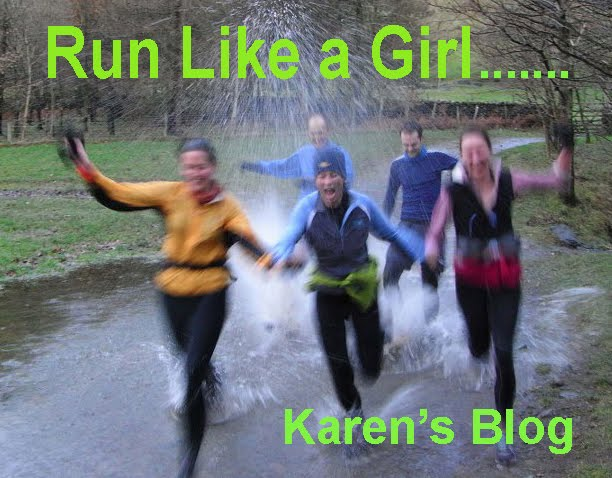Run Like a Girl 2010