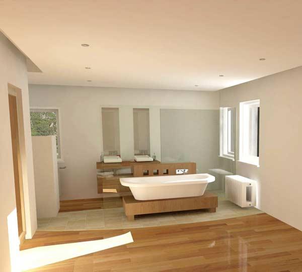 Bathroom Interior Design - picture interior design