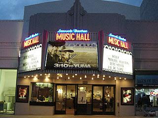 Laemmle Music Hall 3 Theater- Beverly Hills