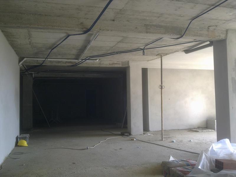 da cave em fase de acabamentos some images of the basement finishings